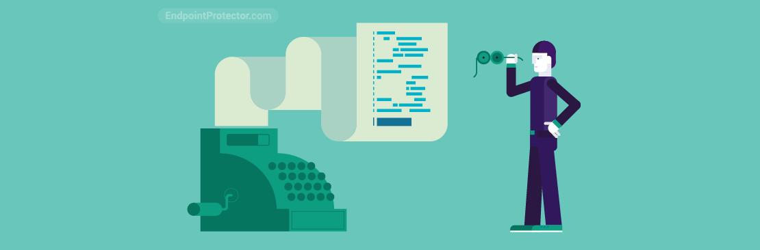 Data Breach Illustration