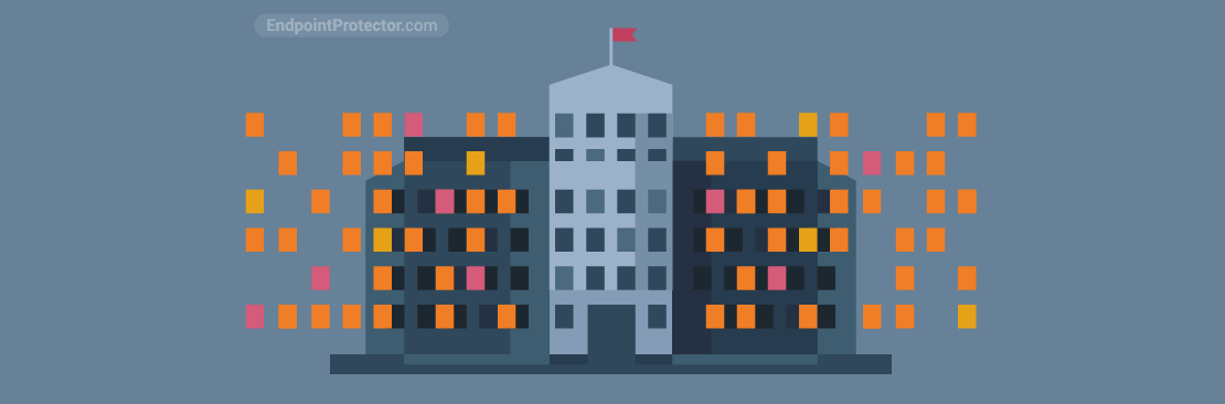 DLP for Public institutions Illustration